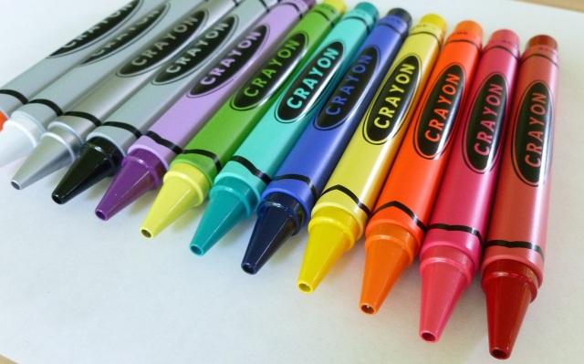 ACME Crayon rollerballs